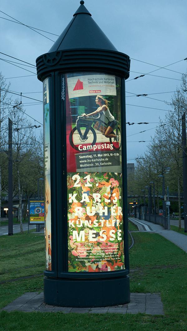 21. Karlsruher Künstlermesse